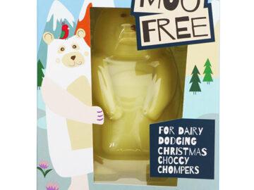 Moo Free Olivia The Bear White Cocoa Bear