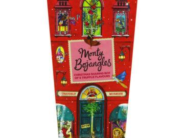Monty Bojangles Christmas Truffles Sharing Box