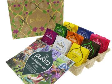 Pukka Tea Selection Box Organic