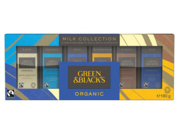 Green & Black's Milk Chocolate Collection