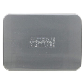 Alter/Native By Suma Travel Soap Tin Double Size