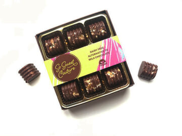 So Sweet Couture Vegan Chocolate Crushed Walnuts