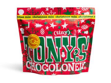 Tony's Chocolonely Tiny Christmas Mix