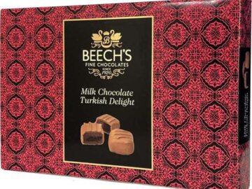 Beech's Milk Chocolate Turkish Delight